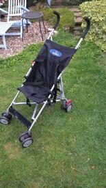 Lightweight stroller/buggy.