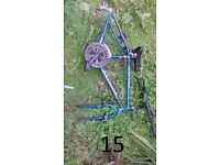 bicycle 15, ready