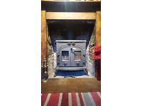 2 Identical wood burners for sale.