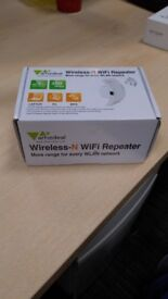 WiFi extender/repeater