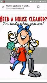 Private cleaning service