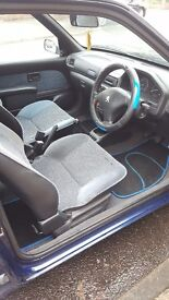 **Peugeot 106 ideal first car***