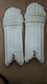 Kookaburra Junior Cricket pads