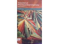 Essentials of pharmaceutical Chemistry by Donald Cairns, 3rd ed