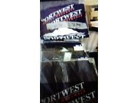 portwest mens work trousers and jackets