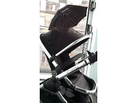 iCandy Peach 2 Black Magic (Stroller + carrycot + MAXI COSI car seat) EXCELLENT CONDITION