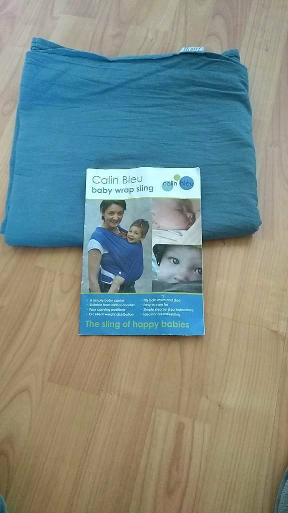 Baby Wrap Sling In Beccles Suffolk Gumtree