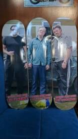 Baker x trailer park boys skateboard decks
