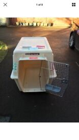 Airline Certified Dog travel crate (giant)