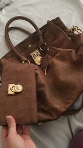 Michael kors wallet + bag