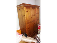 LOVELY OAK WARDROBE FOR SALE