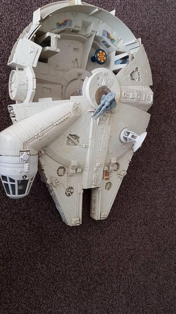 Millennium Falcon vintage Star Wars Playset
