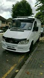 Mercedes sprinter 208cdi swb