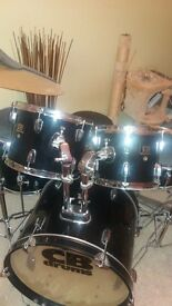 c.b drum kit
