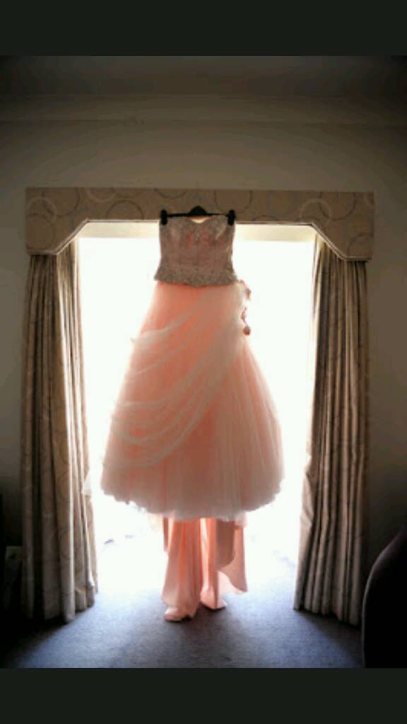 Ronald Joyce wedding dress size 14