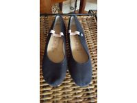 Ballet Character Shoes size 2.5