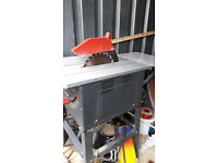 DIY SAW BENCH WORKS WELL