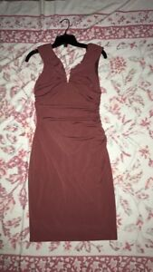 Le Chateau Pink Dress for Sale