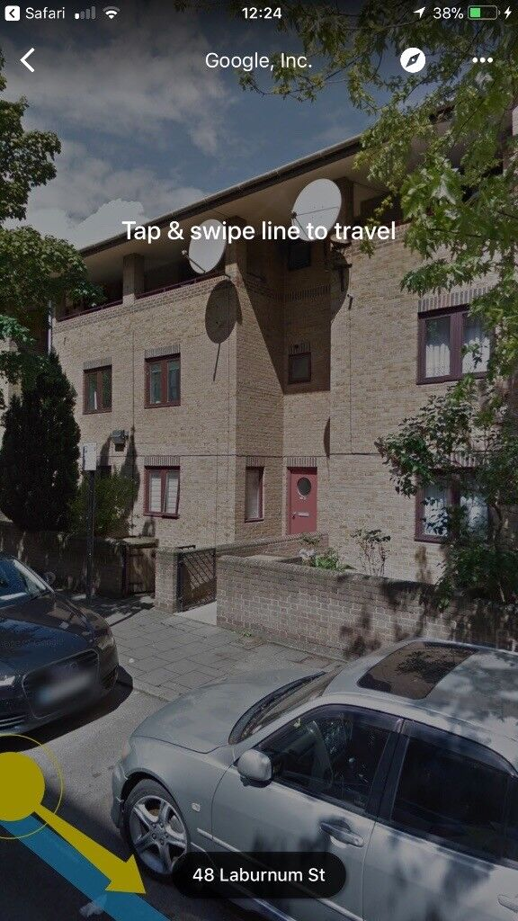 Double Room with balcony - All bills inclusive, with weekly cleaner and free wi-fi.