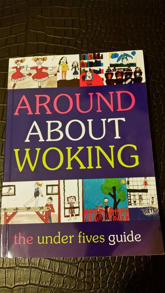 New - Around about Woking
