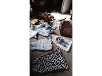 Small baby bundle of clothes