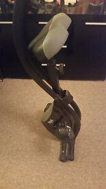 Everlast EV410 Folding Magnetic Exercise Bike
