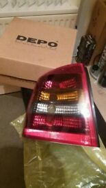 ***Vauxhall Astra g Mk4 Gsi/Sri/Sxi Depo Rear Tail Lights Forsale***
