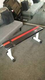 We R Sports Flat Weight Bench nearly new