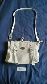 White bag handbag fashion accessories