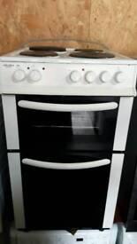 Bush electric cooker 50cm