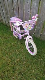 Child's bike age 3-5 years