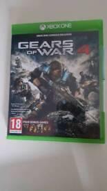 Gear of war 4