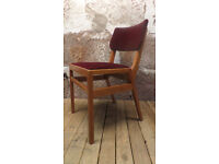 vintage stacking chairs Benchairs