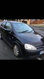 Vauxhall Corsa 1.7 disel