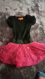 Tutu dress age 5-6