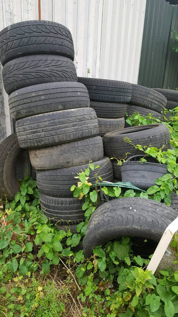 FREE tyresin York, North YorkshireGumtree - FREE for collection knackered old car tyres, take as many or as little as you like. Up to 80 available