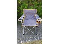 Collapsible camping chairchair - DELIVERY AVAILABLE