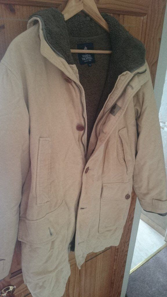 watch 78d6b 6d105 Marina Yachting Man Coat | in Vauxhall, London | Gumtree