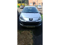 Peugeot 207 In very good condition for quick sale