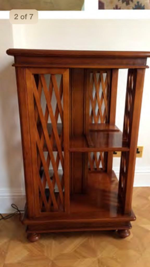 Lovely wood drinks cabinet corner table bottle stand  : 86 from www.gumtree.com size 576 x 1024 jpeg 47kB
