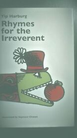 Rhymes for the Irreverent by Yip Harburg