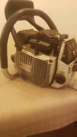 Stihl 038 chainsaw spares or repair