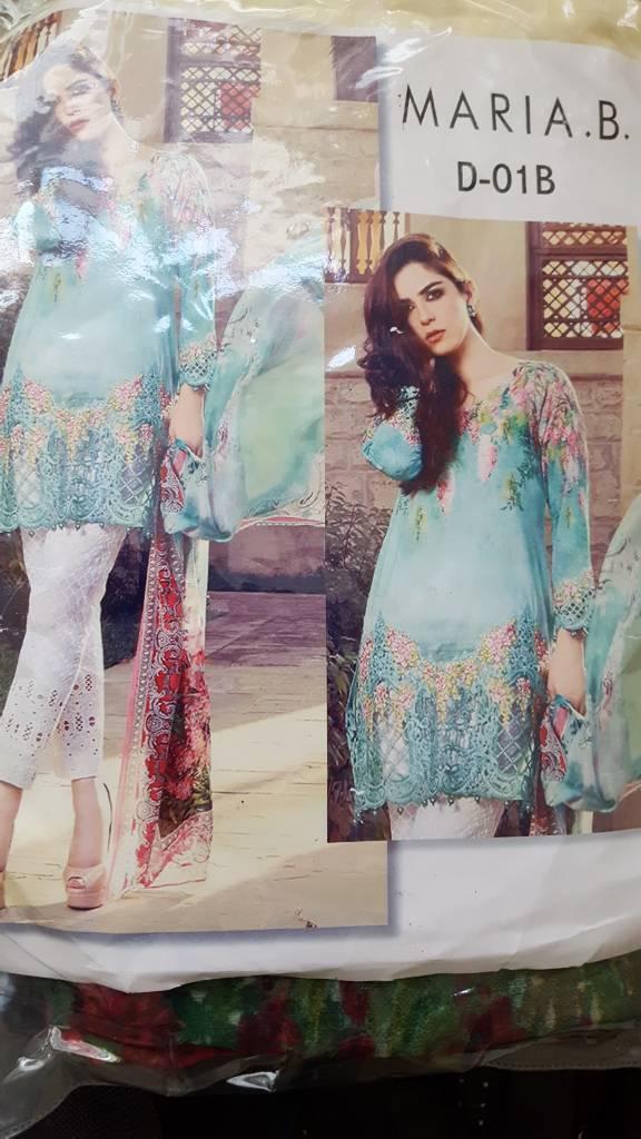 Designer linen suits stitched