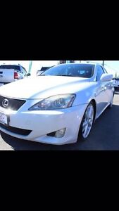 2007 Lexus IS250 AWD ManagersSpecial! Must See Brampton Ontario.