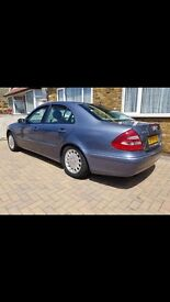 Mercedes E320, SatNav, Heated Seats, full memory electric front seats, sunroof and more