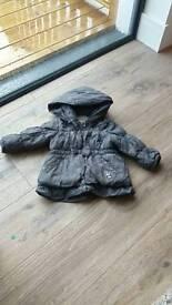 Absorba Fur Lined Jacket