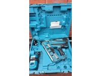 Makita GN900 7.2V First Fix Gas Nailer RRP £420