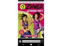 dvd zumba workout