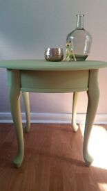 shabby chic upcycled tables