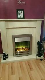 Electric fire like new